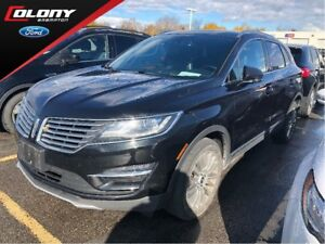 2015 Lincoln MKC AWD | CPO | Leather | Navi | Roof