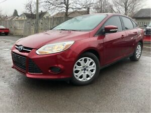 2013 Ford Focus SE Nice Local Trade In!!