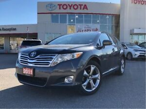 2011 Toyota Venza Touring V6 AWD New Tires Leather Roof