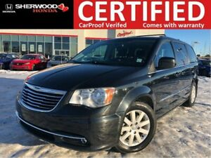 2013 Chrysler Town & Country Touring  HEATED STEERING+SEATS POWE