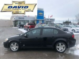 2006 Chevrolet Cobalt SS/ SUNROOF/ STEERING CONTROLS/ AS-TRADED!