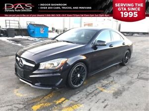 2014 Mercedes Benz CLA-Class 250 NAVIGATION/REAR CAMERA/ONLY 29K