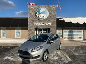 2015 Ford Fiesta LOOK LOW KM SE! FINANCING AVAILABLE!