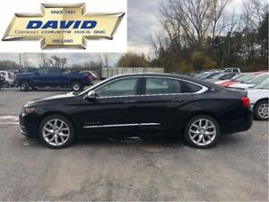 2015 Chevrolet Impala PREM. 2LTZ/ LEATHER/ SUNROOF/ REMOTE ST/ R