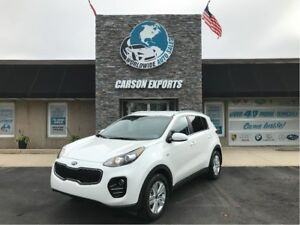2018 Kia Sportage CLEAN LX! FINANCING AVAILABLE!