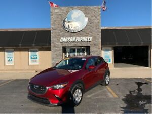 2019 Mazda CX-3 LOOK CX-3 GS! FINANCING AVAILABLE!