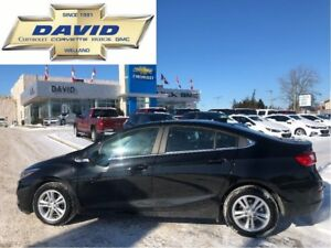 2018 Chevrolet Cruze LT TRUENORTH/REMOTE ST./ SUNROOF/ REAR CAM!