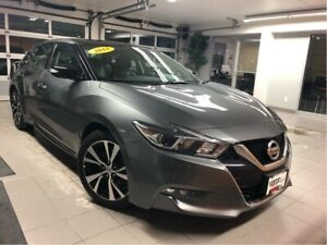 2018 Nissan Maxima SL - LEATHER / SUNROOF / REMOTE START