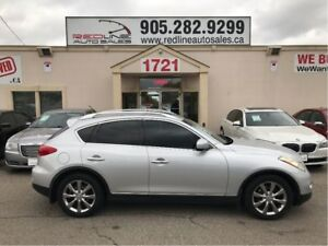 2010 Infiniti EX35 Luxury, Leather, Sunroof, 360 Cam, WE APPROVE