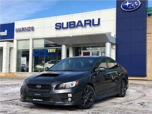 2016 Subaru WRX 4Dr Sport Pkg 6sp