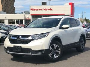 2018 Honda CR-V LX-AWD-one owner-super clean
