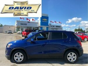 2015 Chevrolet Trax LS/ KEYLESS/ AC/ BLUETOOTH/ LOCAL TRD