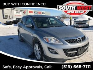 2012 Mazda CX-9 GT * 7 PASSANGER*ROOF*LOADED