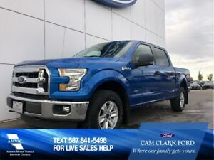 2016 Ford F-150 XLT 301A 2.7L Ecoboost with Tow Package