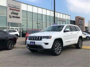 2018 Jeep Grand Cherokee Limited Luxury Grp. LAST PRICE DROP BEF