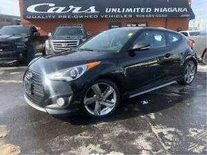 2014 Hyundai Veloster Tech | NAVI | PANO | CAMERA | LOW MILEAGE