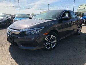 2016 Honda Civic LX | Htd Seats | Auto | Bluetooth|