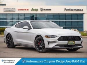 2019 Ford Mustang EcoBoost * CAMERA * MYKEY * SPOILER * ALLOYS