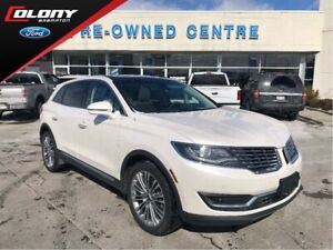 2016 Lincoln MKX Reserve | AWD | CPO 2.9% 24 Months