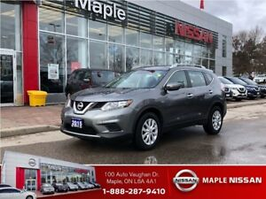 2015 Nissan Rogue Back Up Camera,Low Mileage,Clean Carfax!