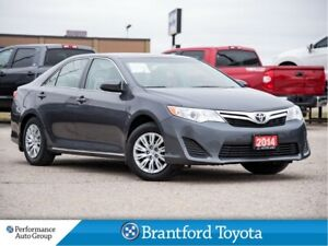 2014 Toyota Camry LE, Only 66709 Km's, Off Lease, One Owner