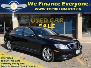 2009 Mercedes-Benz S-Class S550 4Matic, Night Vision