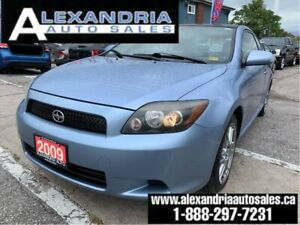2009 Scion tC panoramic sunroof//clean/safety included