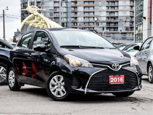 2016 Toyota Yaris LE One Owner Toyota Certified