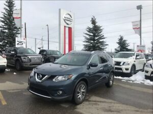 2015 Nissan Rogue SL ONE OWNER!