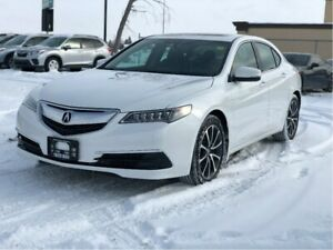 2016 Acura TLX V6 / SH-AWD / Accident free