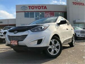 2015 Hyundai Tucson GL|Heated Seats|Bluetooth|AWD
