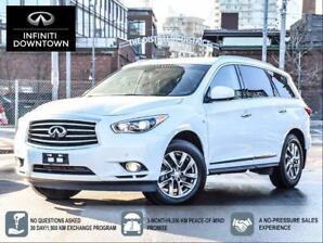 2014 Infiniti QX60 AWD Premium Package w/Navi, Free Snow Tires