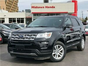 2018 Ford Explorer XLT - 4WD-super clean-like new