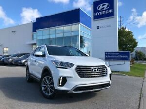 2019 Hyundai Santa Fe XL Luxury*AWD*LEATHER*BACM*BLINDSPT