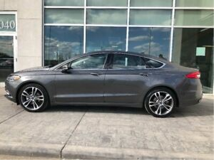 2018 Ford Fusion Titanium - Full Load - Great ON GAS