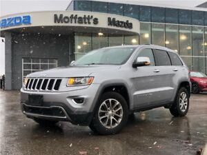 2014 Jeep Grand Cherokee LIMITED 4X4 5.7L V8 - PRICED TO SELL!!!