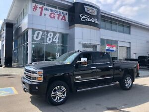 2018 Chevrolet Silverado 2500 Crew 4x4 High Country Std Box