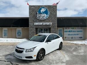 2014 Chevrolet Cruze LOOK CLEAN CRUZE 2LS! FINANCING AVAILABLE!