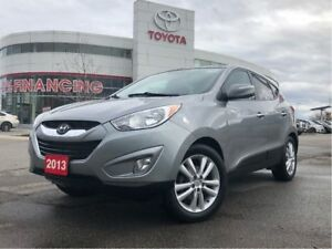 2013 Hyundai Tucson Limited AWD - No Accidents / Dealer Certifie