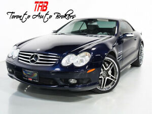 2005 Mercedes Benz SL-Class SL55 AMG | CONVERTIBLE | 20 INCH WHE