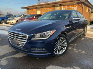 2015 Hyundai Genesis 3.8 Luxury AWD Navigation Leather Panoramic