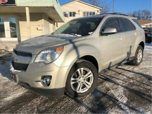 2013 Chevrolet Equinox 2LT Leather | Sunroof| Nav | Loaded