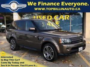 2012 Land Rover Range Rover Sport HSE, Navi, Only 52K kms, Fully