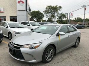 2015 Toyota Camry SE, Bluetooth, Reverse Camera, Alloy Wheels