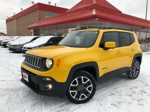 2017 Jeep Renegade Altitude MySky Removable Roof Panels!