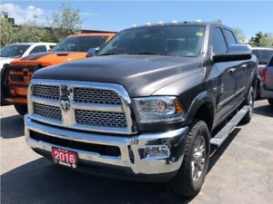 2016 Ram 2500 LARAMIE**5.7L**LEATHER**TRAILER TOW PKG**