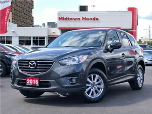 2016 Mazda CX-5 GS with Navigation/Blind spot/Sunroof