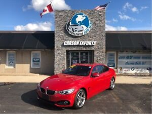 2014 BMW 4 Series WOW BEAUTIFUL 428i xDrive FINANCING AVAILABLE!