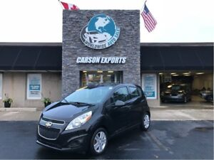 2013 Chevrolet Spark LOOK SPARK LT! FINANCING AVAILABLE!
