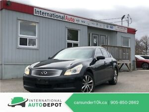 2008 Infiniti G35X LUXURY | AWD | NAVI | BACK-UP CAM